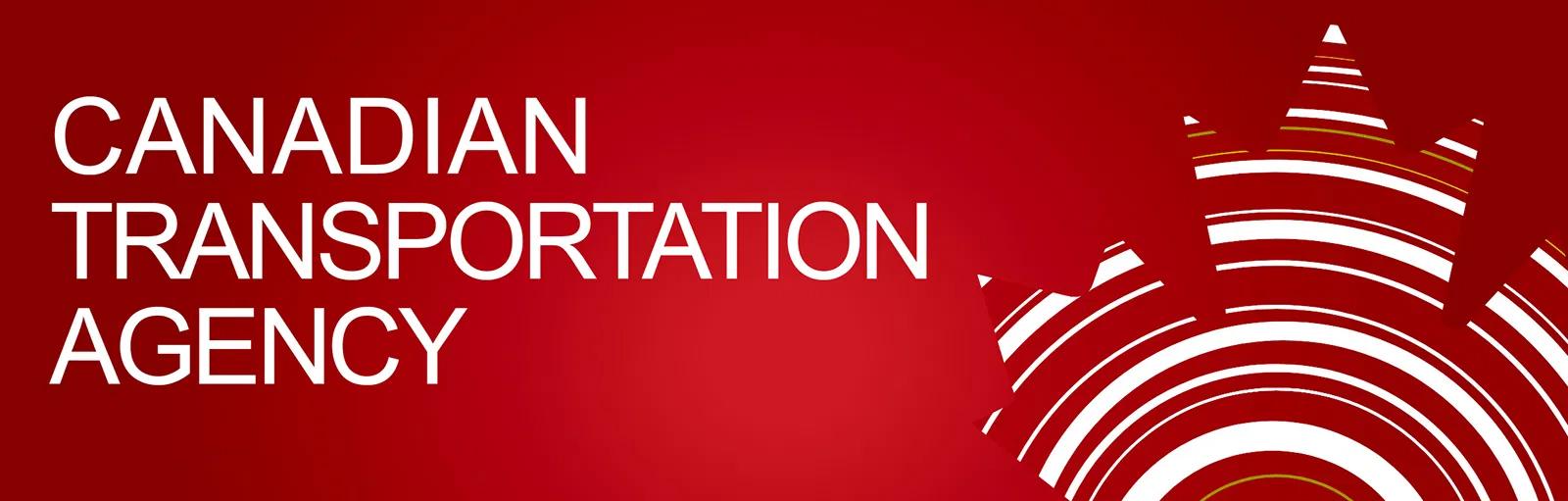 Canadian Transportation Agency logo.