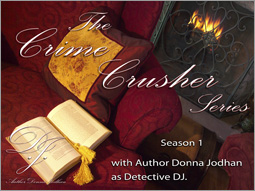 The Crime Crusher Series, Season 1 Cover Photo.