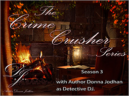 The Crime Crusher Series, Season 3 Cover Photo.