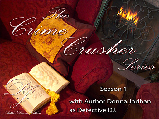 The Crime Crusher Series Season 1 Cover Photo
